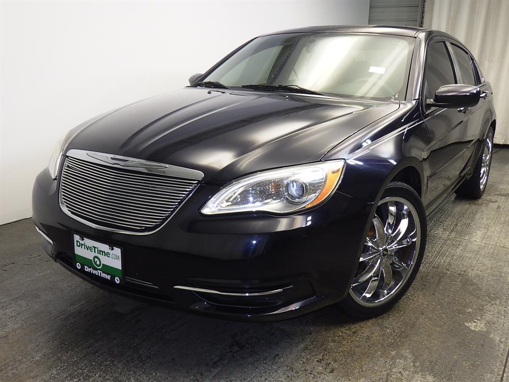2011 Chrysler 200 - 1080161547