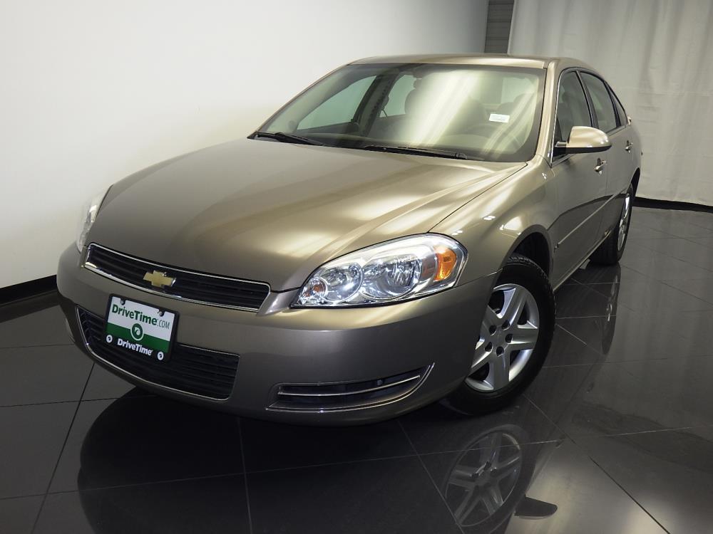 2007 Chevrolet Impala - 1080161604