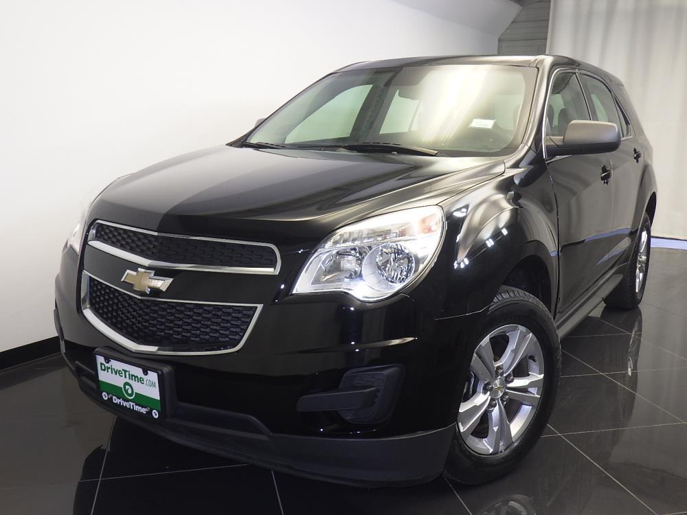 2013 Chevrolet Equinox - 1080161782