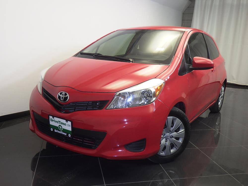 2012 Toyota Yaris - 1080162256