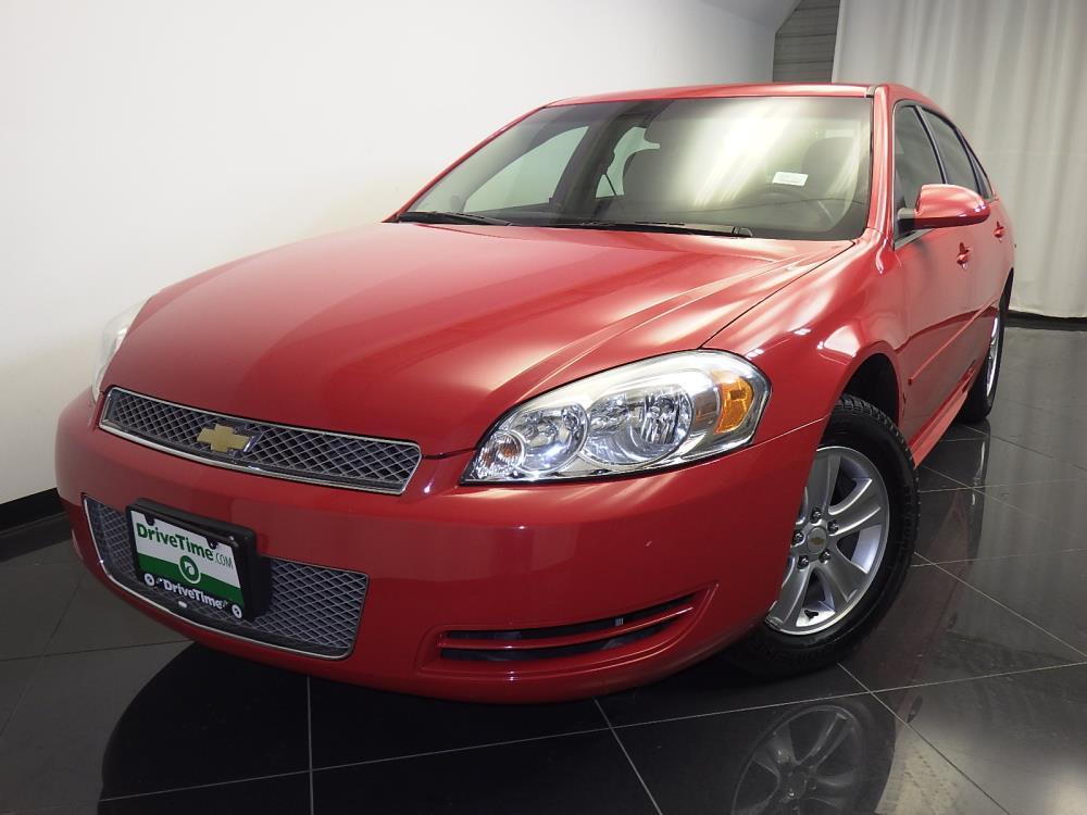 2013 Chevrolet Impala - 1080162723