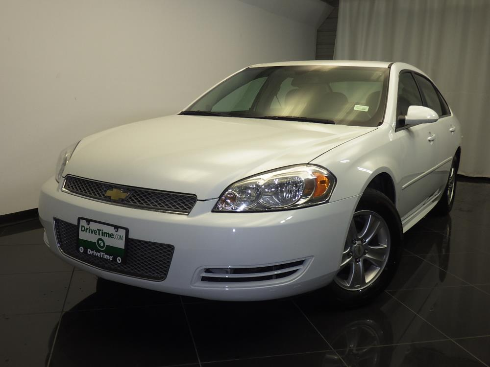2013 Chevrolet Impala - 1080163256