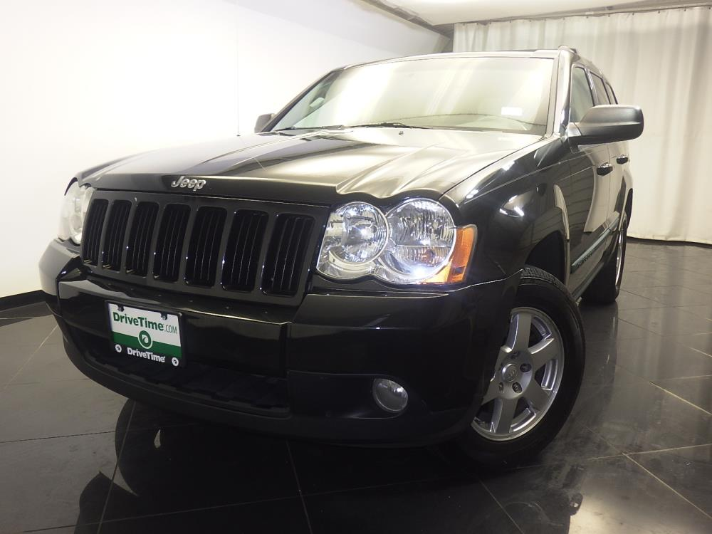 2008 Jeep Grand Cherokee - 1080163625