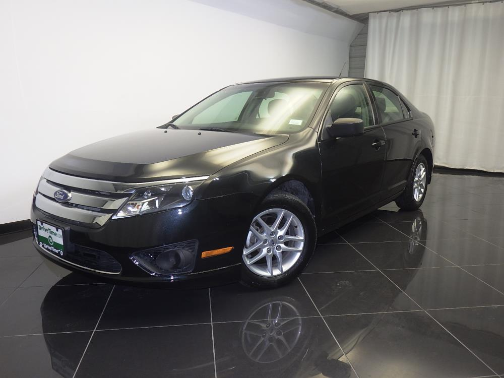 2012 Ford Fusion - 1080163642
