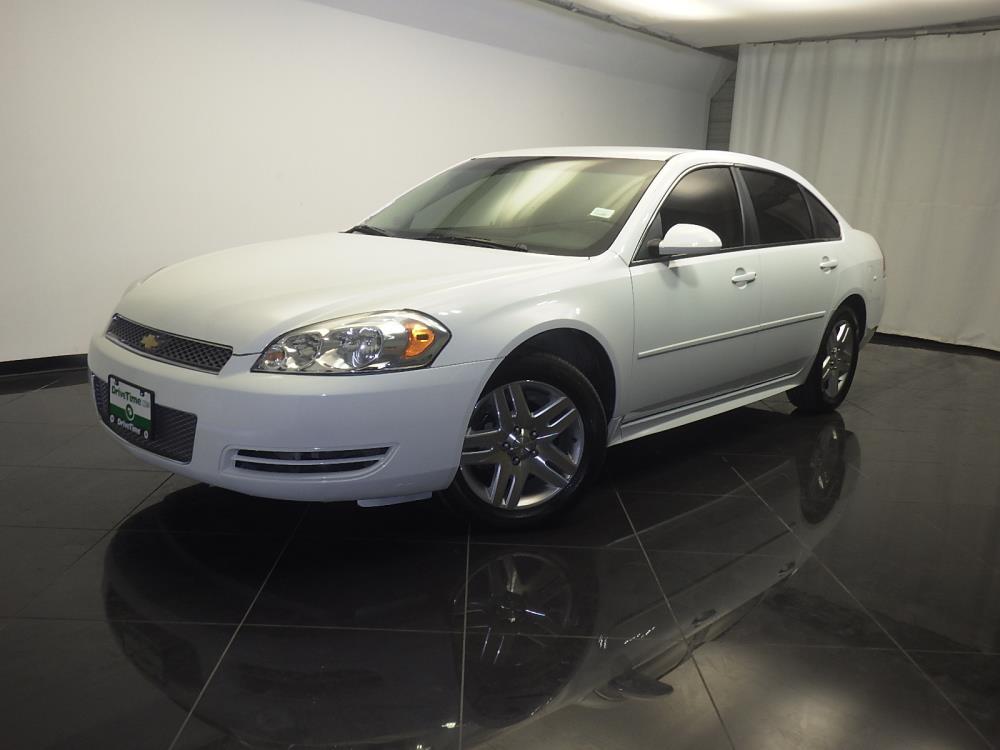 2012 Chevrolet Impala - 1080163667