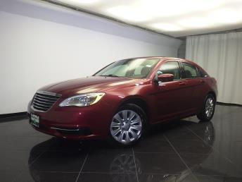 2013 Chrysler 200 - 1080163766