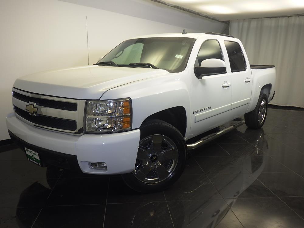 2007 Chevrolet Silverado 1500 - 1080163772