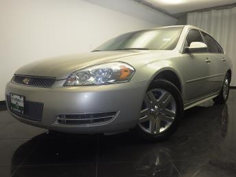 2012 Chevrolet Impala - 1080163800