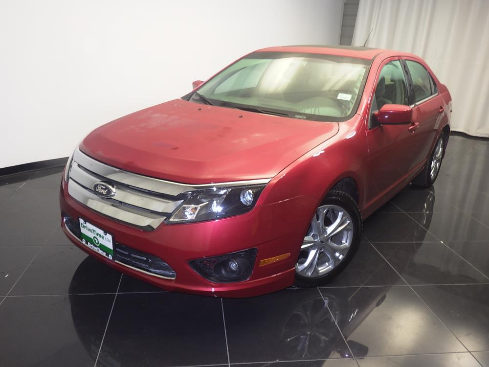 2012 Ford Fusion - 1080163942