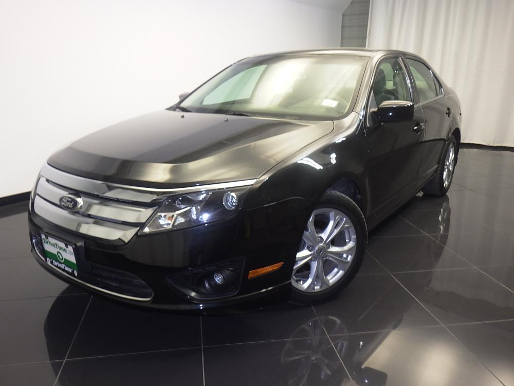 2012 Ford Fusion - 1080164039