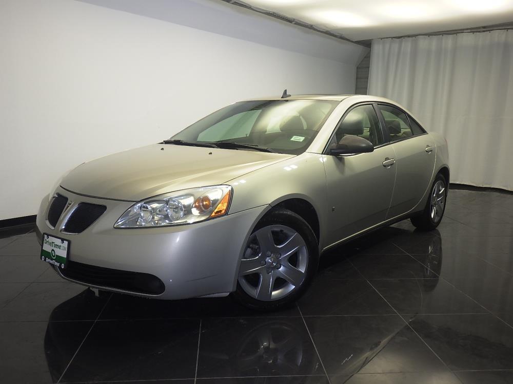 2009 Pontiac G6 - 1080164048