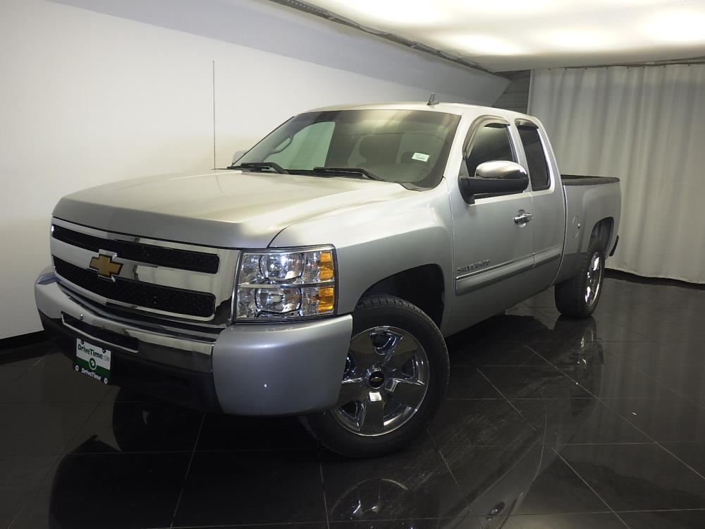 2010 Chevrolet Silverado 1500 - 1080164085