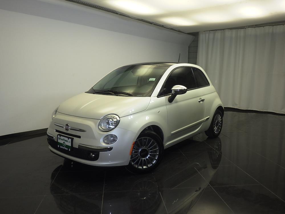 2012 FIAT 500 - 1080164086