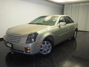 2007 Cadillac CTS - 1080164134