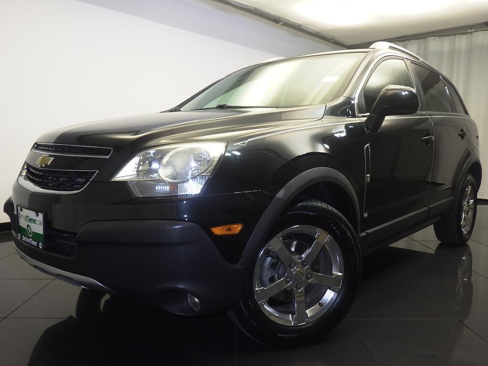 2012 Chevrolet Captiva Sport - 1080164181