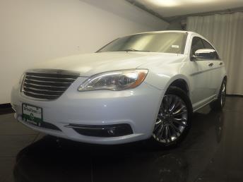 2012 Chrysler 200 - 1080164192