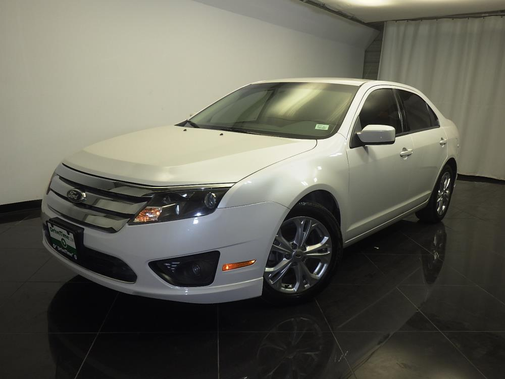 2012 Ford Fusion - 1080164234