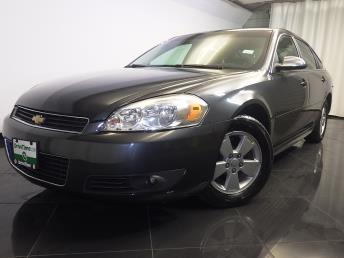 2010 Chevrolet Impala - 1080164320