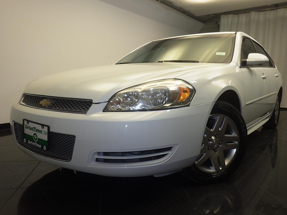 2012 Chevrolet Impala - 1080164356