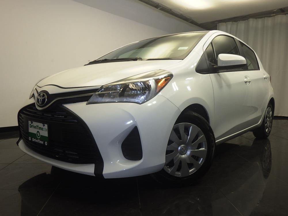 2015 Toyota Yaris - 1080164524