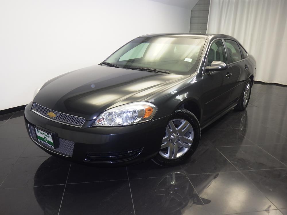 2012 Chevrolet Impala - 1080164533