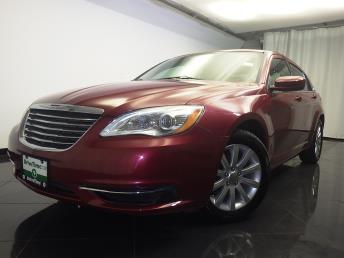 2013 Chrysler 200 - 1080164605