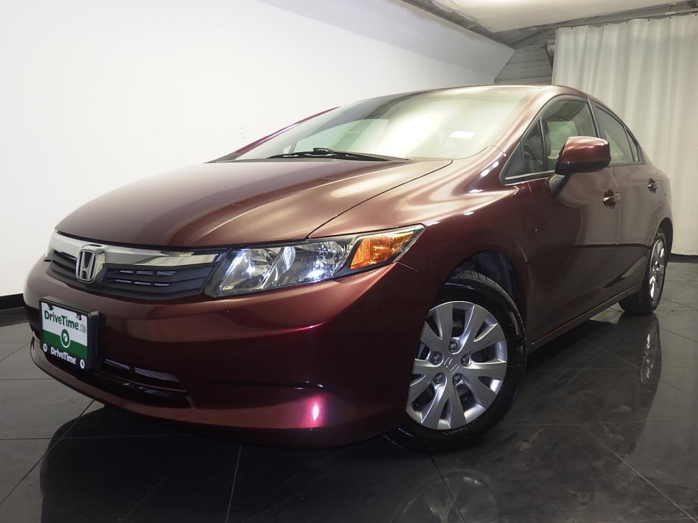 2012 Honda Civic - 1080164770