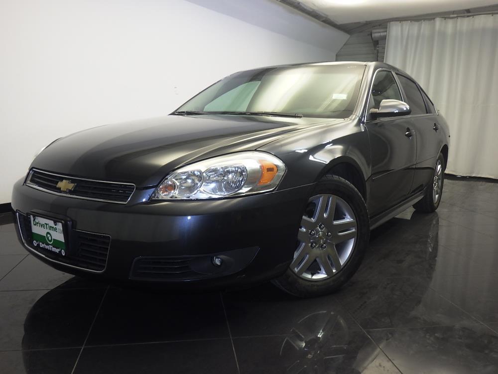 2011 Chevrolet Impala - 1080164886