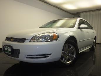 2012 Chevrolet Impala - 1080164957