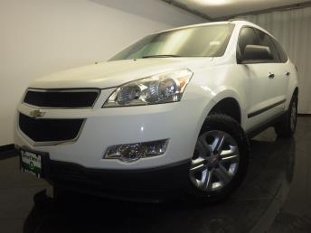 2011 Chevrolet Traverse - 1080164965