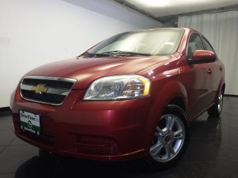 2011 Chevrolet Aveo - 1080164987