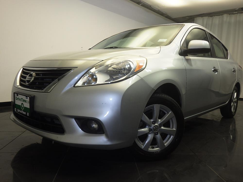 2012 Nissan Versa - 1080165043