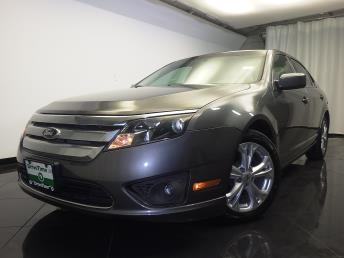2012 Ford Fusion - 1080165141