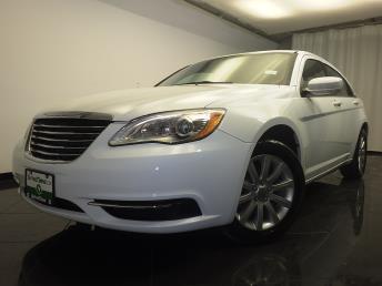 2013 Chrysler 200 - 1080165190