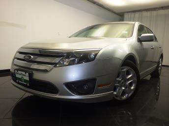 2011 Ford Fusion - 1080165490