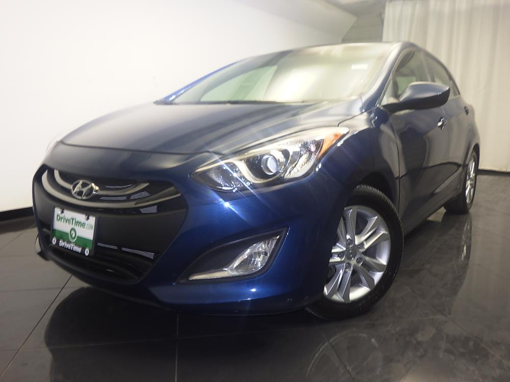 2014 hyundai elantra gt for sale in san antonio 1080165589 drivetime. Black Bedroom Furniture Sets. Home Design Ideas