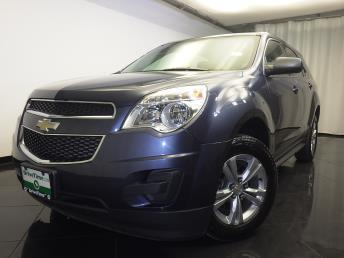 2013 Chevrolet Equinox - 1080165688