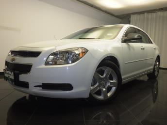 2012 Chevrolet Malibu - 1080166090