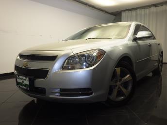2012 Chevrolet Malibu - 1080166783