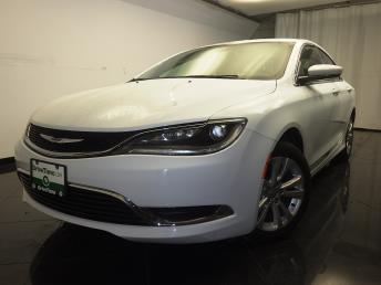 2015 Chrysler 200 - 1080166923