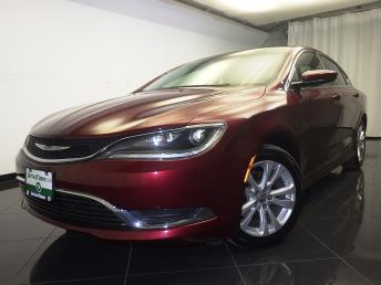 2015 Chrysler 200 - 1080166935
