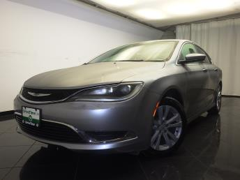 2015 Chrysler 200 - 1080166939