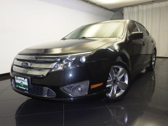 2010 Ford Fusion - 1080167177