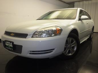 2014 Chevrolet Impala Limited - 1080167283