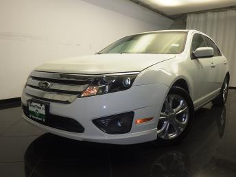 2012 Ford Fusion - 1080167506