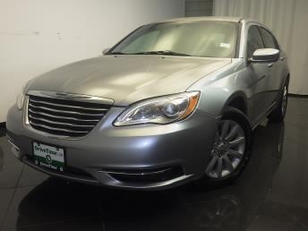 2013 Chrysler 200 - 1080167667