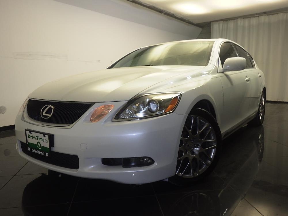 2007 Lexus GS 350  - 1080168262