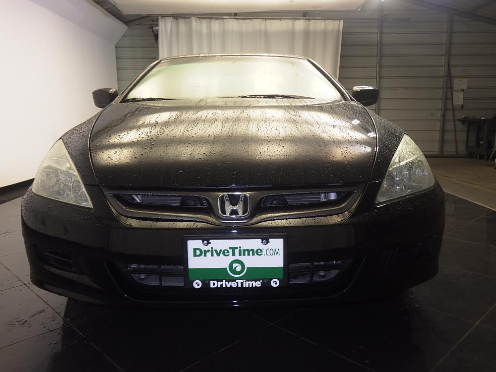 Used 2007 Honda Accord EX-L
