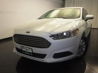 2015 Ford Fusion - 1080168824