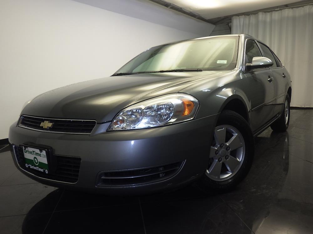 2008 Chevrolet Impala - 1080168920